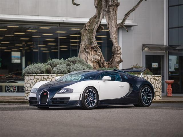 Picture of '14 Veyron 16.4 Grand Sport Vitesse - P80S