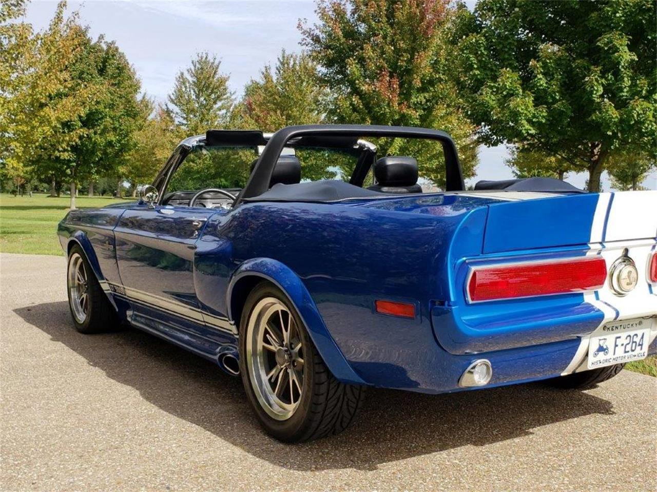 Large Picture of '68 Mustang - P82N