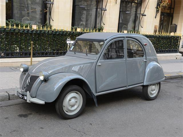 Picture of 1957 Citroën 2CV located in Phoenix Arizona Auction Vehicle Offered by  - P82R