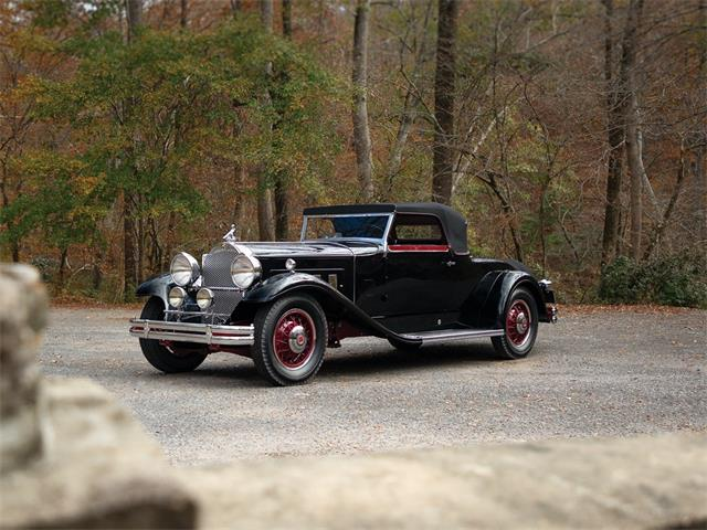 Picture of '31 Deluxe Eight Convertible Roadster - P836