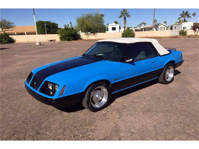 Picture of '83 Mustang located in Scottsdale Arizona Auction Vehicle Offered by  - P3B6