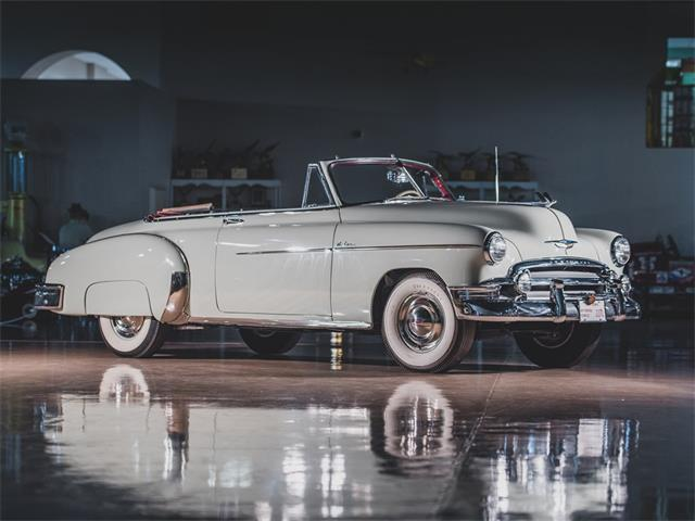 1950 Chevrolet Deluxe Convertible Coupe