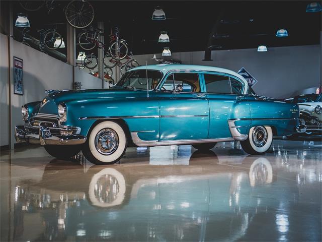 1954 Chrysler New Yorker Deluxe Sedan