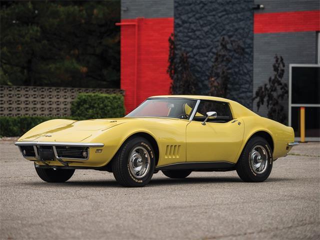 Picture of '68 Corvette 427/390 Coupe - P84L