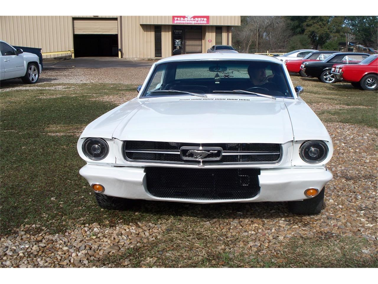 Large Picture of '65 Mustang - P858