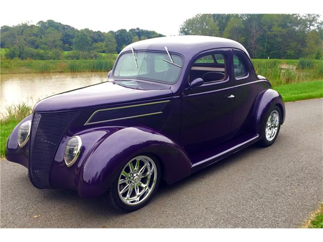 Picture of '37 5-Window Coupe - P3BF
