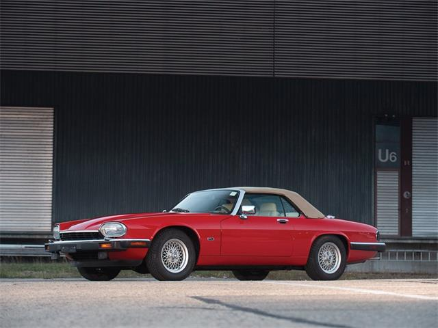 Picture of '92 XJS V-12 - P866