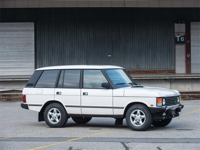 Picture of '95 Range Rover - P86C