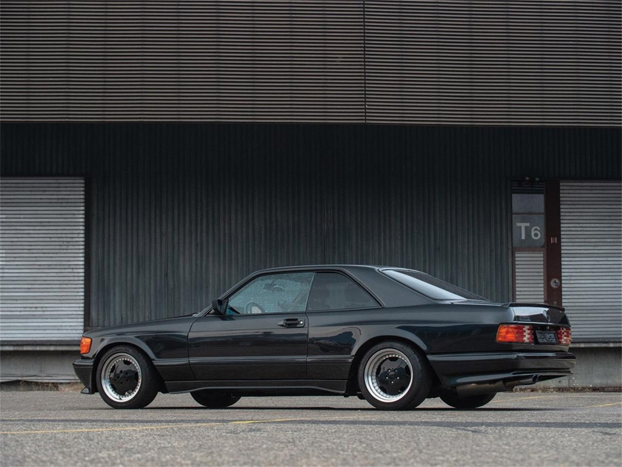 1990 Mercedes-Benz 560 SEC AMG 6 0 'Wide-Body' for Sale