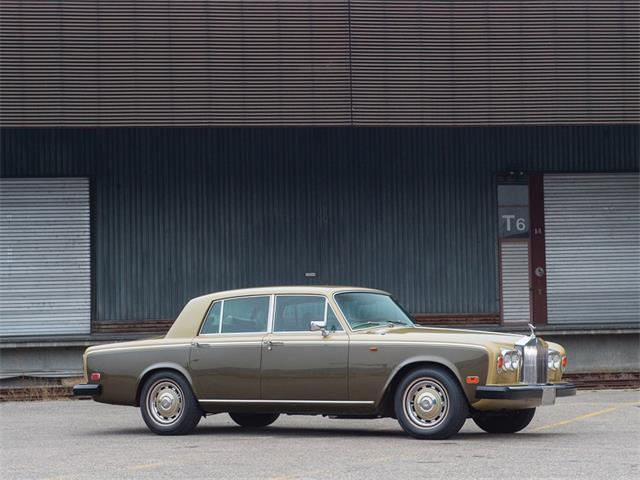 Picture of '79 Silver Shadow II - P87D