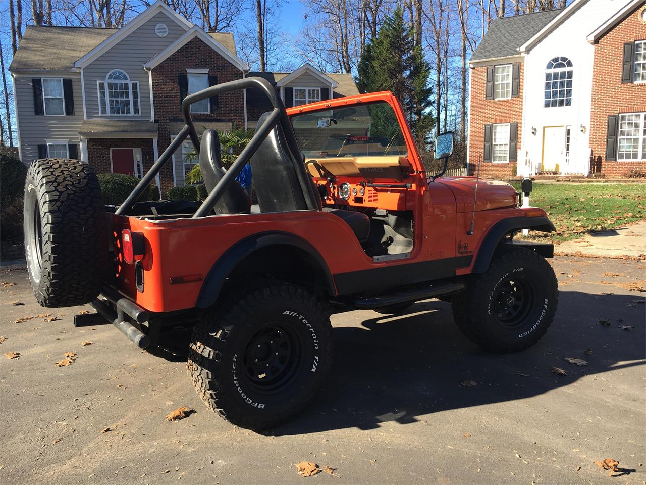 Large Picture of '78 CJ5 - P882