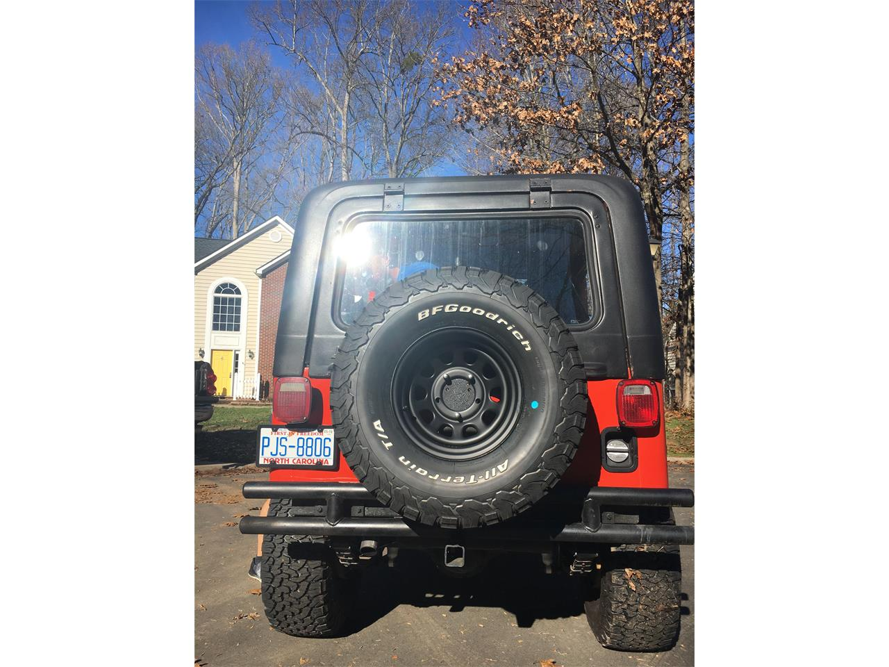 Large Picture of '78 Jeep CJ5 Offered by a Private Seller - P882