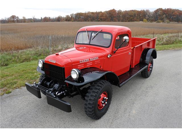Picture of '48 Power Wagon - P3BM