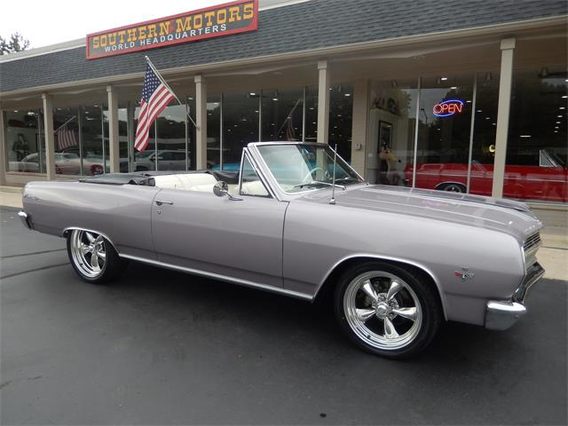 Picture of '65 Malibu SS - P887
