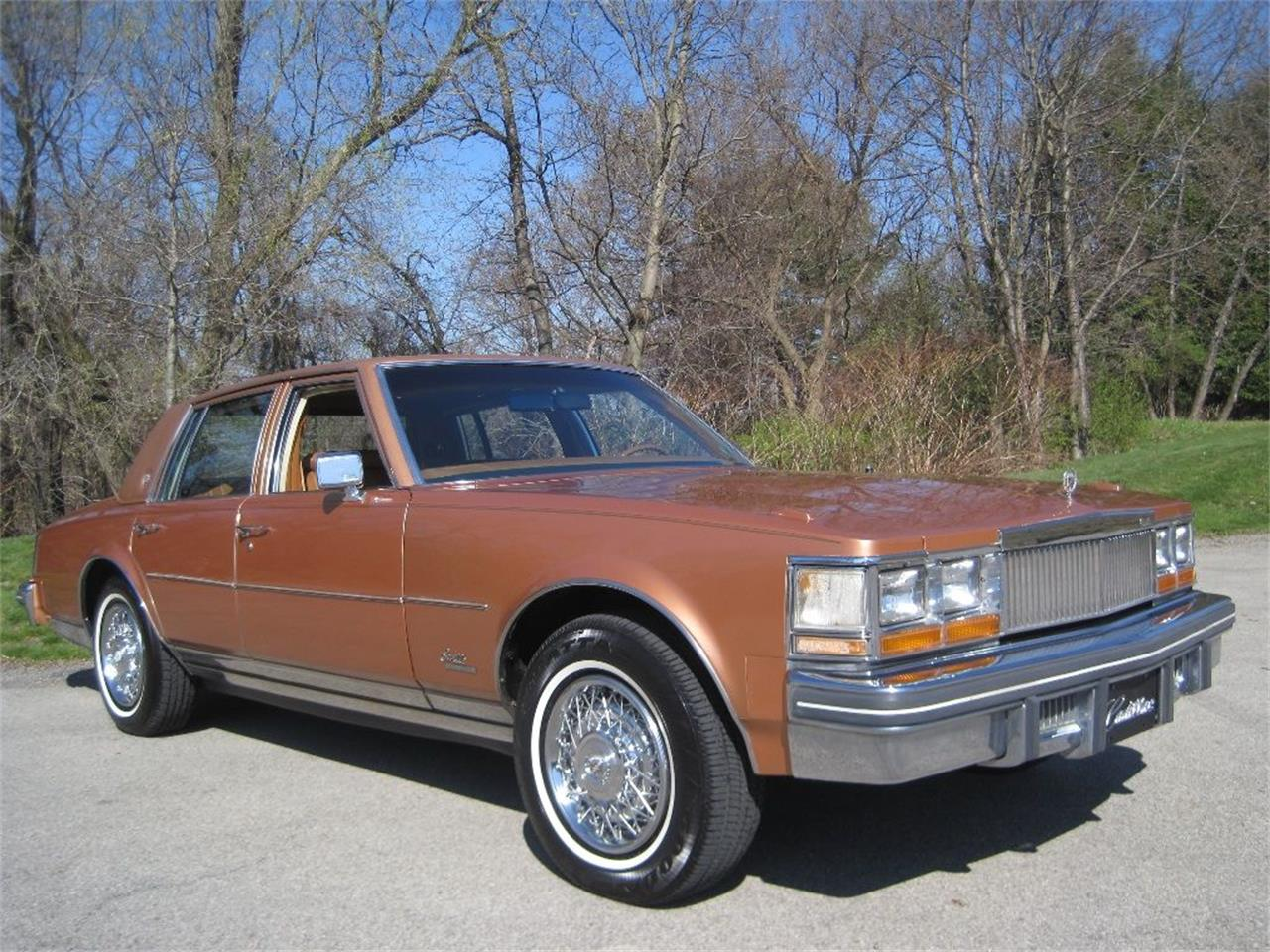 Large Picture Of 79 Cadillac Seville Located In Fort Washington Maryland Offered By A Private