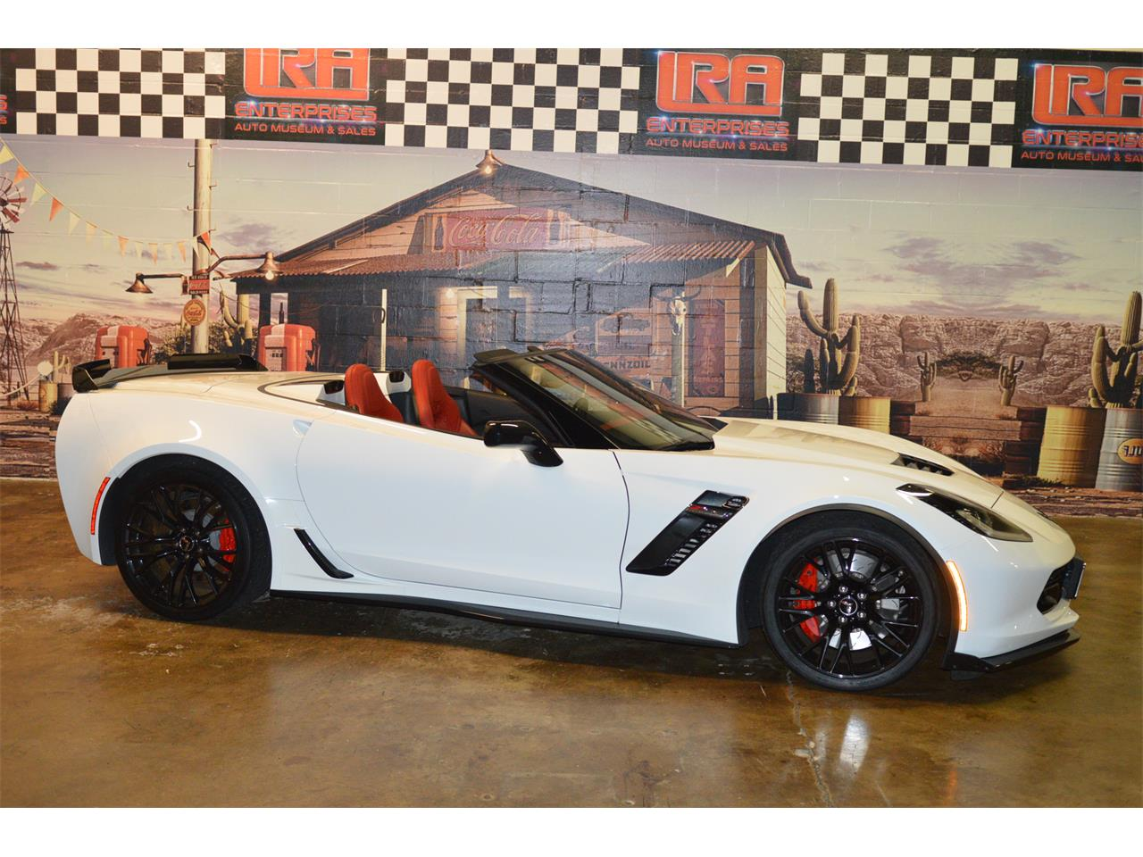 Large Picture of '15 Corvette Z06 - P88Z
