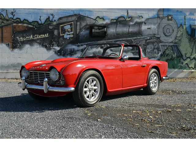 Picture of '63 TR4 - P891