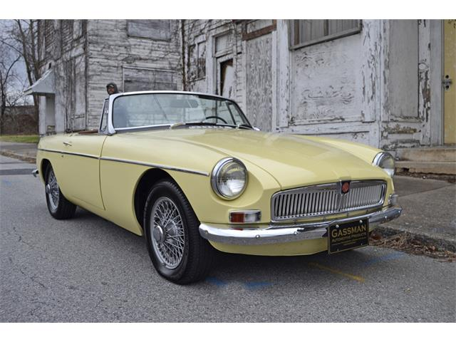 Picture of '67 MGB - P892