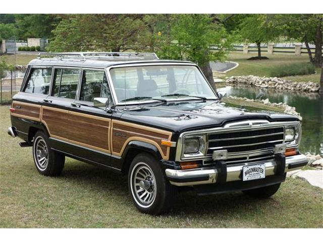 Picture of '90 Grand Wagoneer - P896