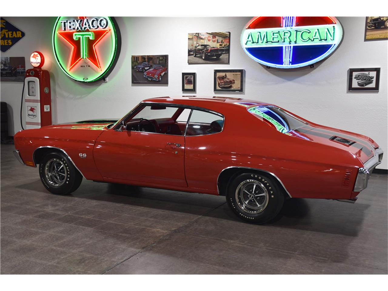 Large Picture of '70 Chevelle SS - P2TZ
