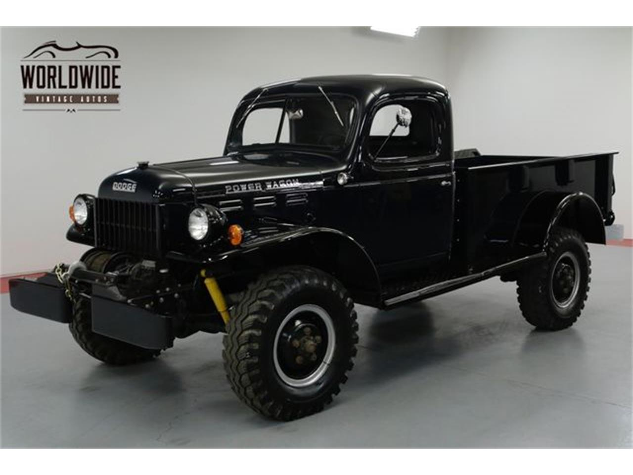 Large Picture of 1947 Power Wagon located in Colorado - $51,900.00 Offered  by Worldwide Vintage Autos