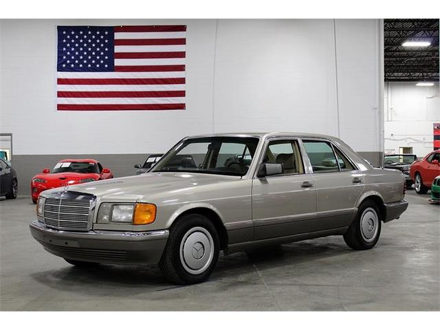 Picture of '86 Mercedes-Benz 300 located in Kentwood Michigan - $7,900.00 Offered by  - P8A0