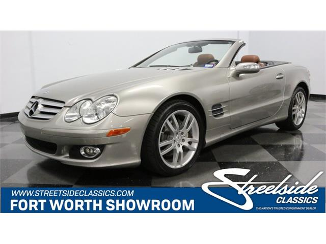 Picture of '07 SL550 located in Ft Worth Texas Offered by  - P8A1