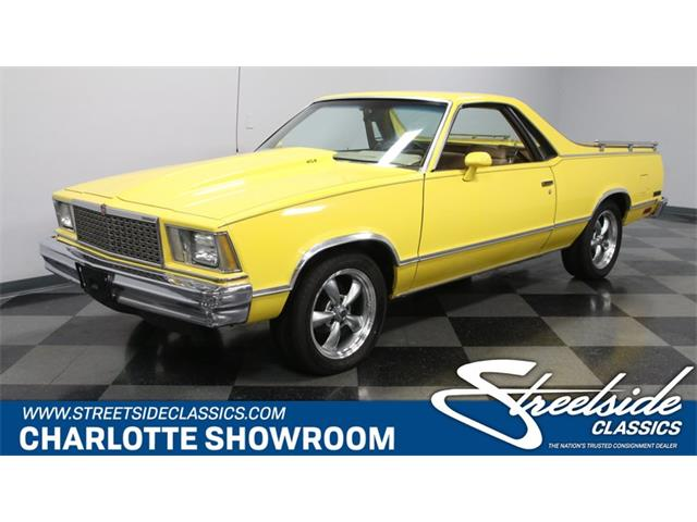 Picture of 1978 Chevrolet El Camino located in Concord North Carolina Offered by  - P8AG