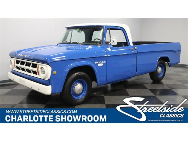 Picture of '68 Dodge D100 located in Concord North Carolina Offered by  - P8AI