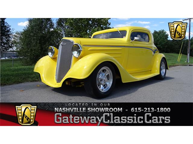 Picture of '34 3-Window Pickup - P8AM