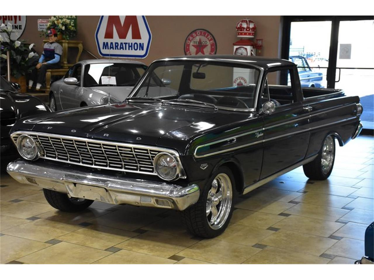 1964 Ford Falcon For Sale Cc 1177179 Convertible Large Picture Of 64 P8bf