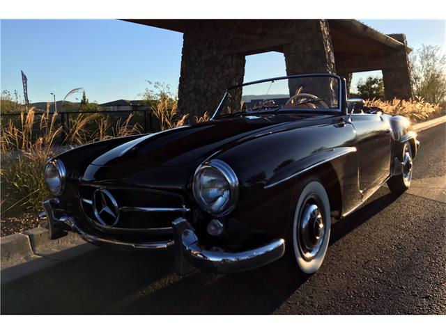 Picture of '58 190SL - P3BY