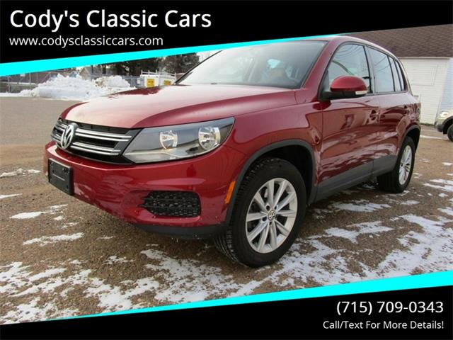 Picture of 2014 Volkswagen Tiguan located in Stanley Wisconsin Offered by  - P8BG