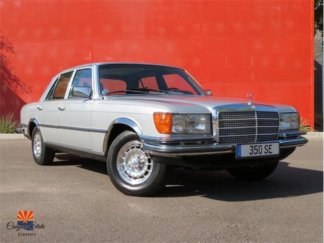 Picture of 1979 Mercedes-Benz 350 - P8BN