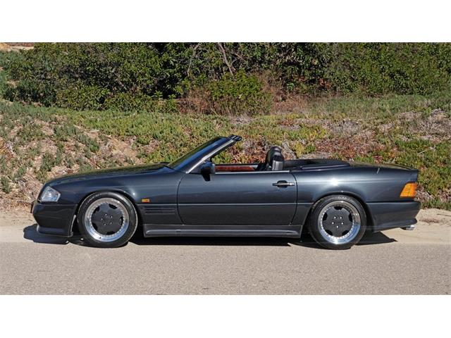 Picture of '90 Mercedes-Benz 500 located in California Offered by  - P8D1