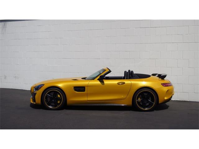 Picture of '18 Mercedes-Benz AMG located in San Diego California Offered by  - P8D3