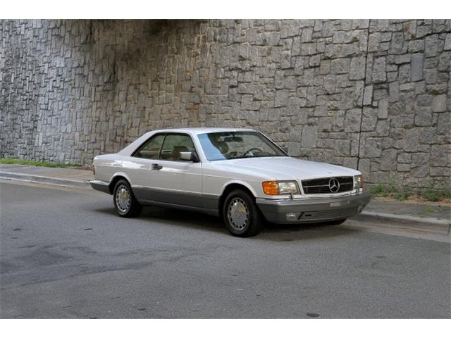 Picture of 1986 Mercedes-Benz 560 located in Atlanta Georgia - $22,900.00 Offered by  - P8DE