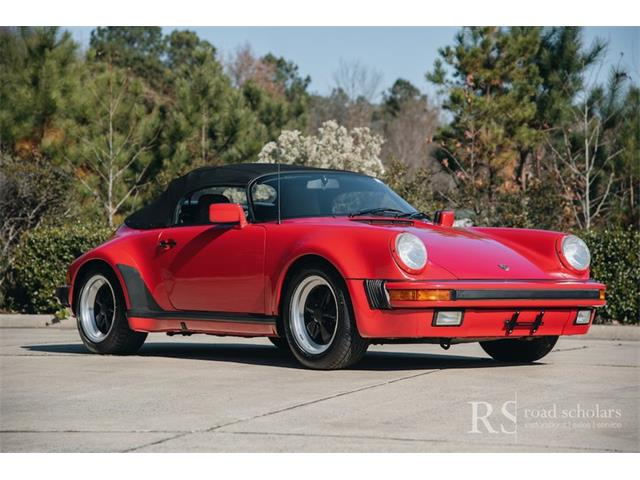Picture of 1989 911 located in Raleigh North Carolina - P8DJ