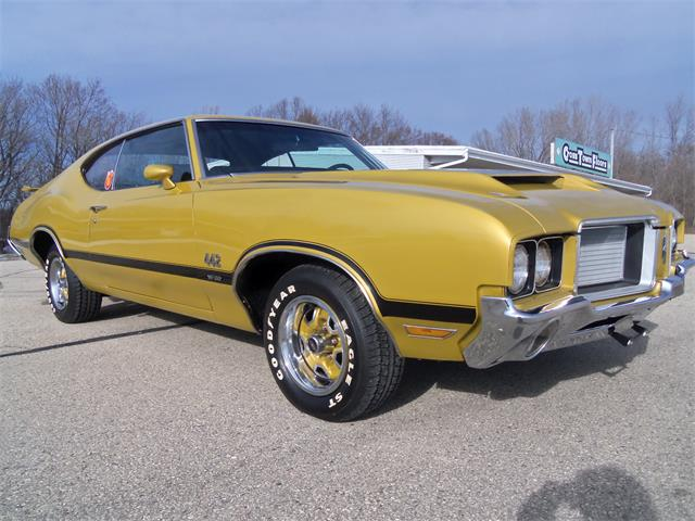 Picture of 1972 Cutlass - $26,995.00 Offered by  - P8E8