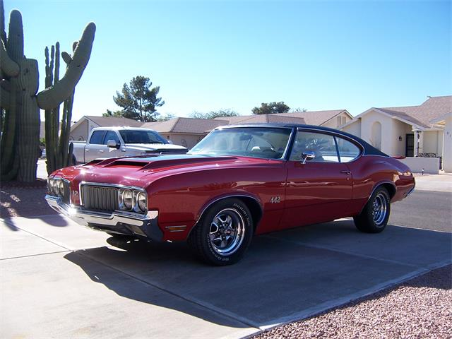 Picture of Classic 1970 Oldsmobile Cutlass located in Arizona Offered by a Private Seller - P8EX