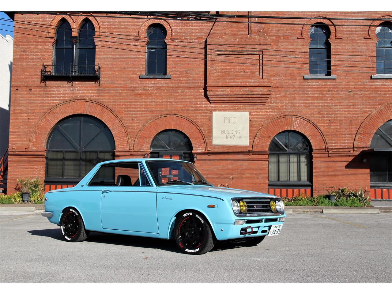 Large Picture of '69 Corona - P8EY