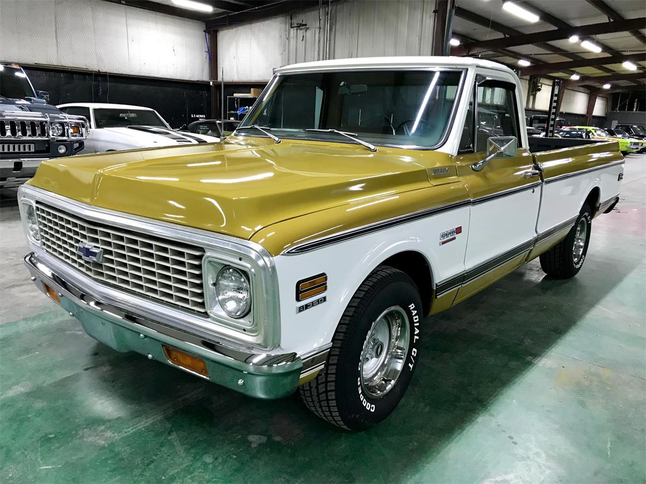 For Sale 1972 Chevrolet Cheyenne In Sherman Texas