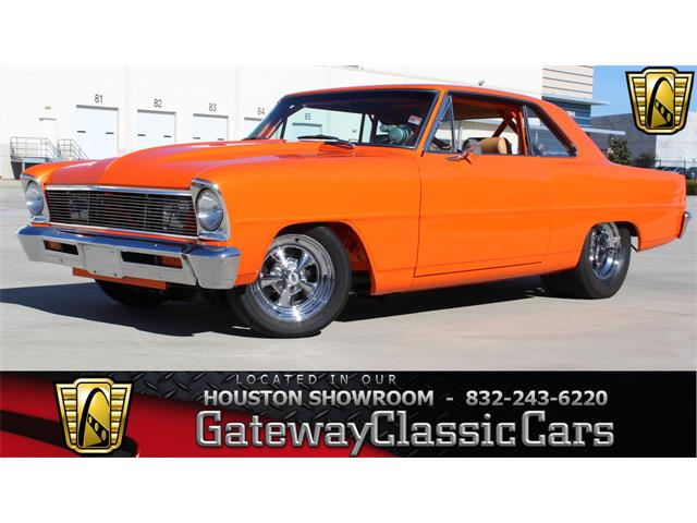 Picture of '66 Chevrolet Nova located in Texas - $56,000.00 - P3CC