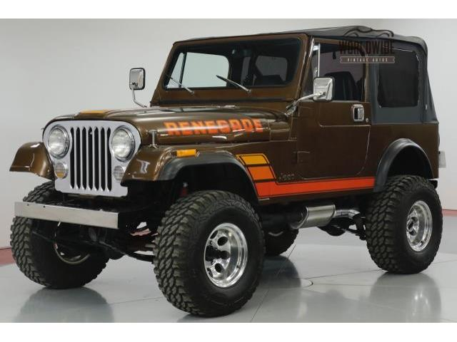 Picture of '83 CJ7 - P8FC
