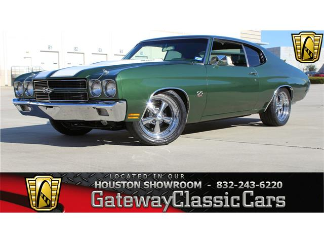 Picture of Classic '70 Chevelle located in Houston Texas Offered by  - P3CE