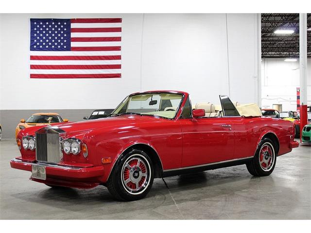 Picture of 1990 Rolls-Royce Corniche Offered by  - P8FZ