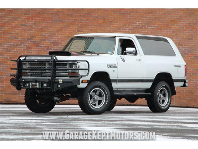Picture of '90 Ramcharger - P8GJ