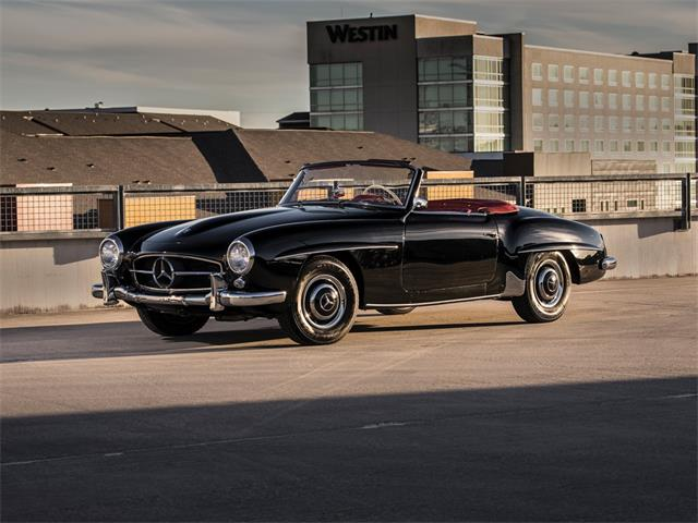 Picture of '61 190SL - P8GY