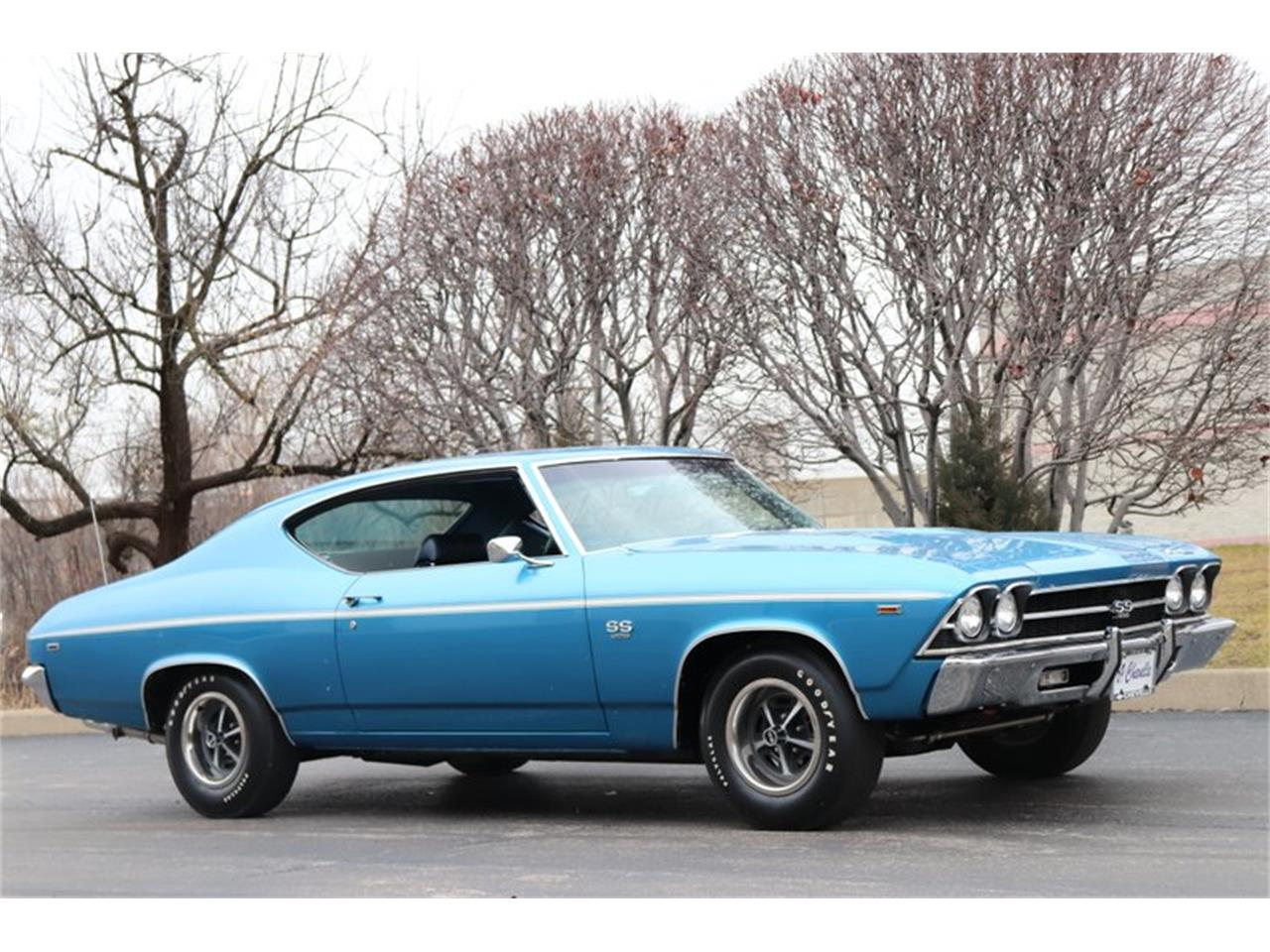 Large Picture of '69 Chevelle - P3CI