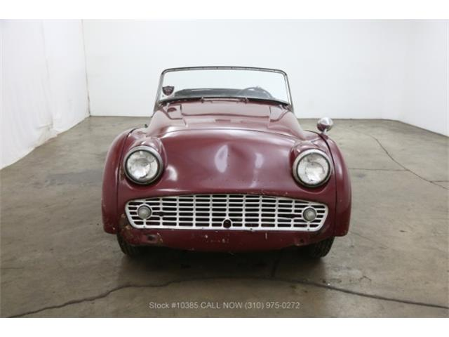 Picture of Classic '59 TR3 located in Beverly Hills California - P8H0